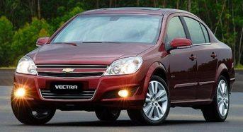 Novo Chevrolet Vectra Next Edition 2010 – vendas ainda em fevereiro