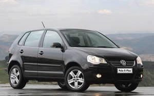 VW Polo E-Flex 2009 – sistema Flex Start dispensa reservatório de gasolina