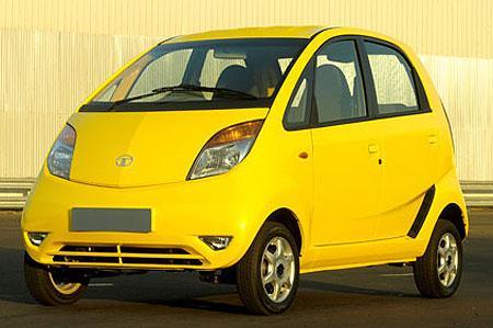 Tata Nano – vendas começam em abril de 2009