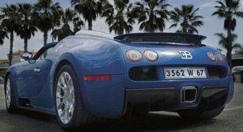 Bugatti Veyron Targa, ou simplesmente Veyron Grand Sport