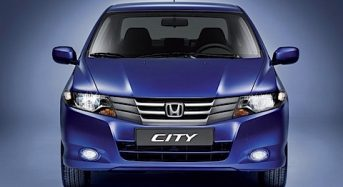 Novo Honda City: o sedã desenhado a partir do Honda Fit