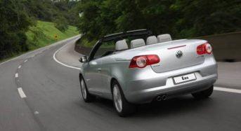 VW Eos – Motor de 200 cv e câmbio de 6 marchas