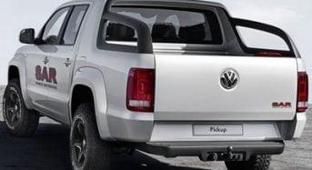 VW Amarok: a picape média da Volkswagen chega ao Brasil em 2010