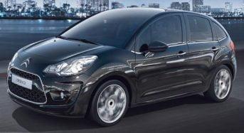 Novo Citroën C3 será apresentado no Salão de Frankfurt 2009 em Setembro