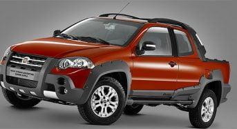 Nova picape Fiat Strada Adventure Locker Cabine Dupla 2010 – preço divulgado