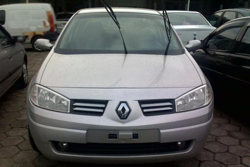 Novo Renault Megane 2010 traz mudanças estéticas – Dinamique será top de linha