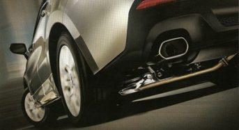 Acura RDX 2010 – nova frente e faróis de neblina reestilizados – veja fotos