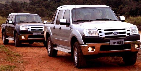ford ranger 2010 brasil