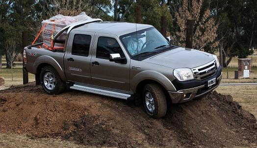 Ford Ranger 2010 é lançada na Argentina – exportação para o Brasil possível em breve