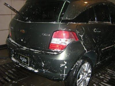 Fotos do Chevrolet Agile 2010