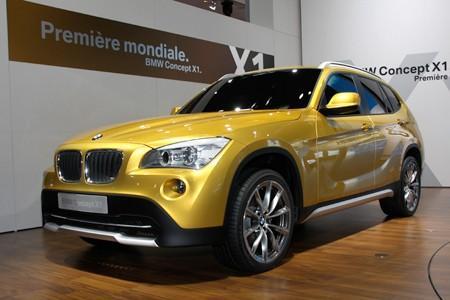 BMW X1 é exibido no Brasil antes de estrear no mercado