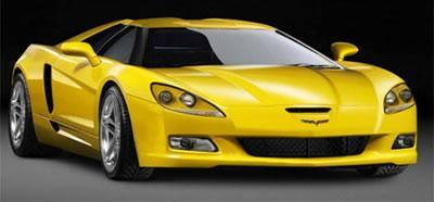Corvette, o fruto da inovação chega em 2012