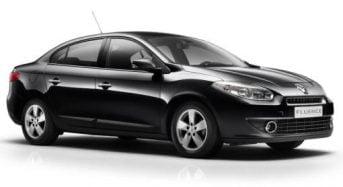 Fluence – novo Renault Mégane no Brasil em 2010 ou 2011