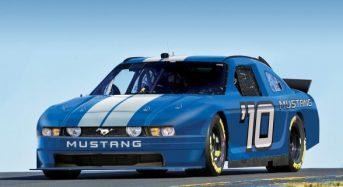 Ford Mustang deve participar da Nascar 2010