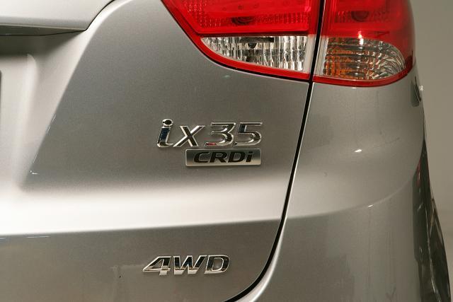 Novas imagens e foto do Hyundai ix35, o sucessor da Tucson