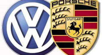 VW e Porsche – a união faz a mudança