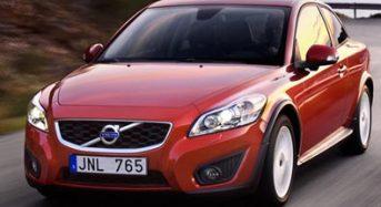 Novo Volvo C30 – versão reestilizada será apresentada no Salão de Frankfurt