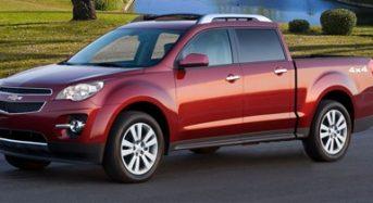 Nova Chevrolet S10 2011 baseada na Isuzu D-Max
