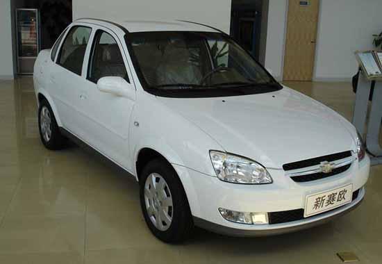 Novo Classic deve ser o Chevrolet Sail chinês