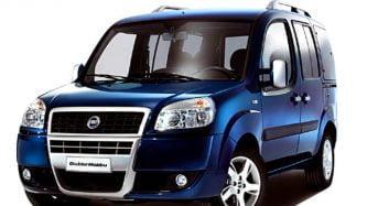 Fiat Doblò 2010 vem com novo visual