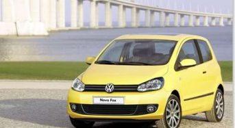 Novo VW Fox 2010 lançado – preço divulgado
