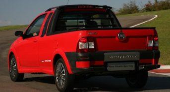 Fotos da Fiat Strada Sporting
