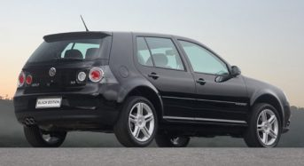 Novo VW Golf Black Edition 2010
