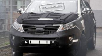 Kia Sportage 2011 deve vir com mudanças