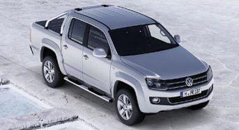Motor, potência, equipamentos e tração da VW Amarok (Argentina)