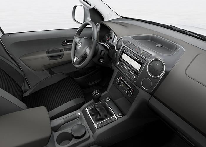 Fotos da VW Amarok