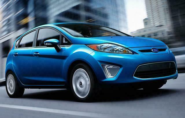 Novo Ford Fiesta 2011 americano
