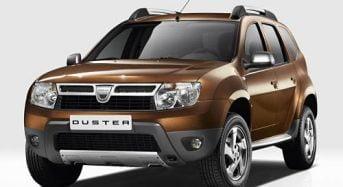 Renault Duster pode ser concorrente da Ford Ecosport em 2011