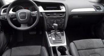 Novo Audi A4 Sport 2010 – Preços, Fotos, Motor, Velocidade