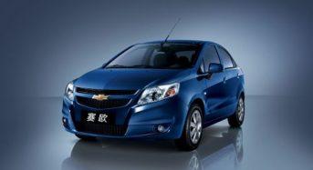 """Novo Chevrolet Sail substitui o antigo """"Classic"""" chinês em 2010"""