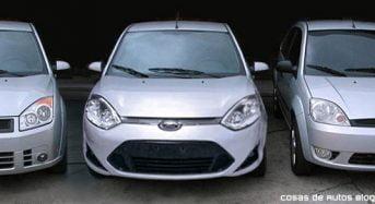 Fotos do novo Ford Fiesta 2011 divulgadas