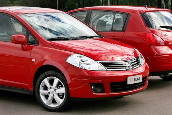 Nissan Tiida 2010 lançado no Brasil – preço divulgado