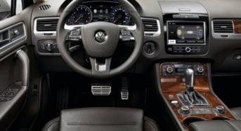 Fotos Nova Touareg 2010 – 2ª Geração – Volkswagen