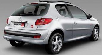 Novo Peugeot 207 Quiksilver 2010