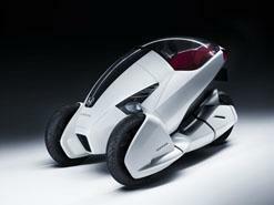 Honda 3R-C – Carro de uso individual