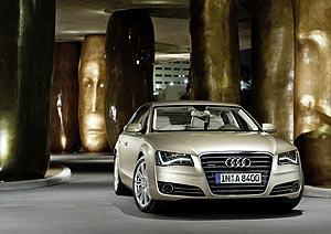 Novo Audi A8 – fotos, motor, consumo, câmbio