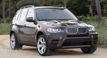 Novo BMW X5 2011