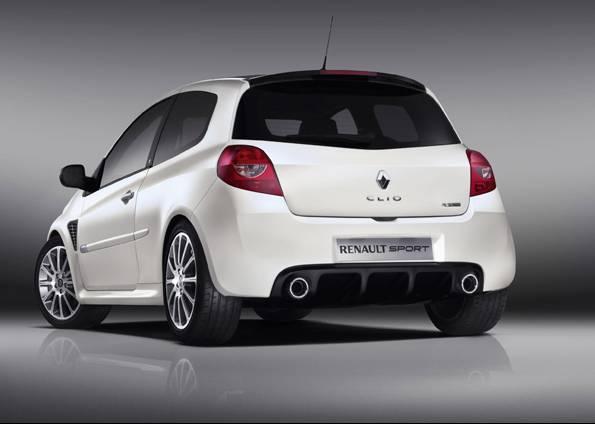 Renault Clio Edição Especial 20 anos – Clio 20