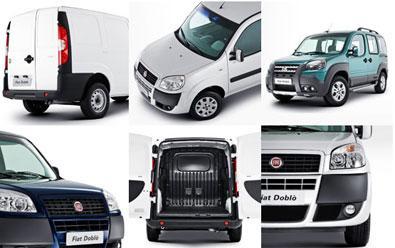 Novo Fiat Doblò 2010 – Preços, Frente, Acabamento Interno
