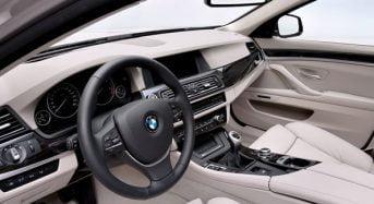 Nova BMW Touring Série 5 2010