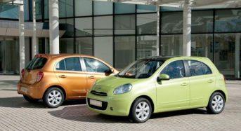 Nissan apresenta Novo Carro Nissan March 2011