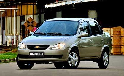 Novo Chevrolet Classic 2011 – Preço e Fotos