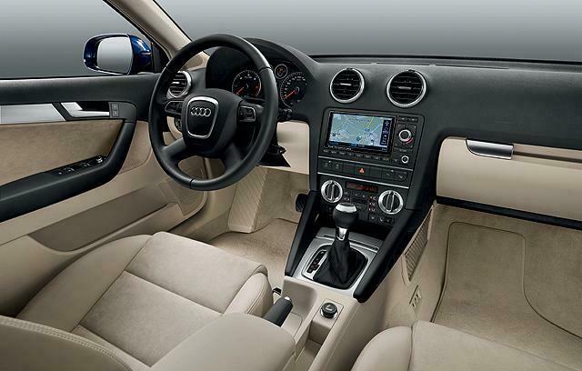 Fotos Novo Audi A3 2011