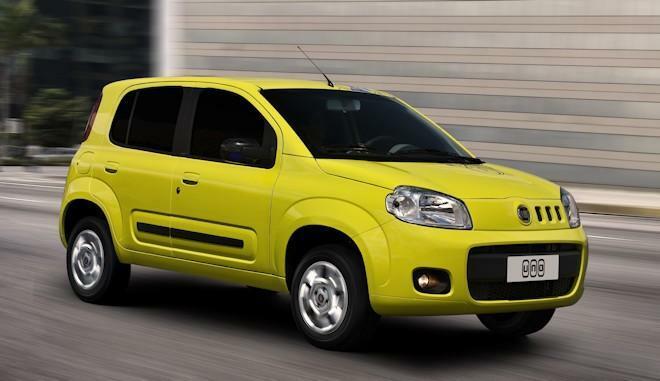 Fotos do Novo Uno 2011 reveladas pela Fiat