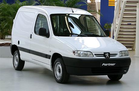 Novo Peugeot Partner 2010