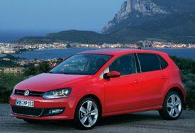 Volkswagen Polo é eleito o Carro do Ano 2010